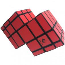CubeTwist Dupla 3x3x3 tükör kocka Vörös