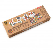 3-in-1 Matching Tile Puzzles
