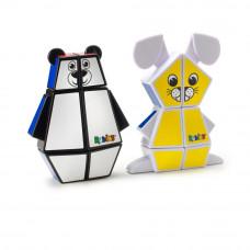 Rubik's Junior Bear and Bunny Duo