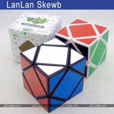 LanLan Skewb magic cube puzzle