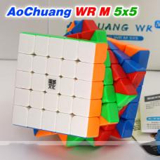 Moyu magnetic 5x5x5 cube - AoChuang 5x5 WRM