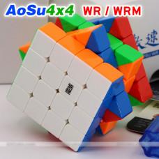 Moyu 4x4x4 magnetic cube - AoSu WR / WRM