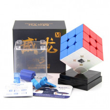 Moyu 3x3x3 Magnetic Cube - WeiLong GTS-3M