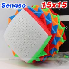 ShengShou sengso 15x15x15 Pillow Puzzle Cube 10.6cm