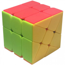 FanXin Windmill Stickerless Magic Cube