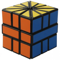 Cubetwist Square Two Magic Cube Black