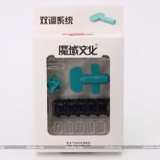 Moyu WeiLong GTS 333 upgrade screws pack