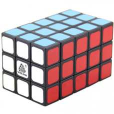 WitEden Fully Functional 3x3x5 Cuboid Cube Black