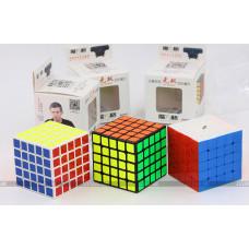 QiYi-MoFangGe 5x5x5 cube - WuShuang