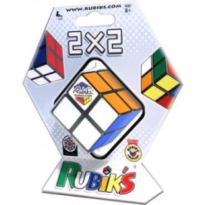 Rubikova kostka soutěž 2x2
